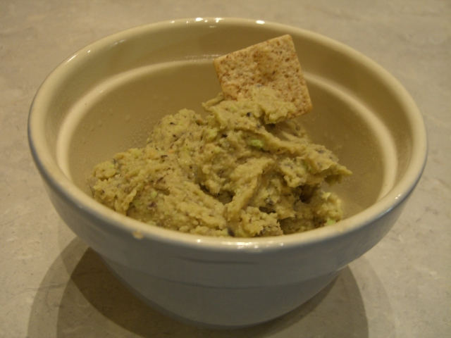 Three-Bean Dip -- Epicurean Vegan