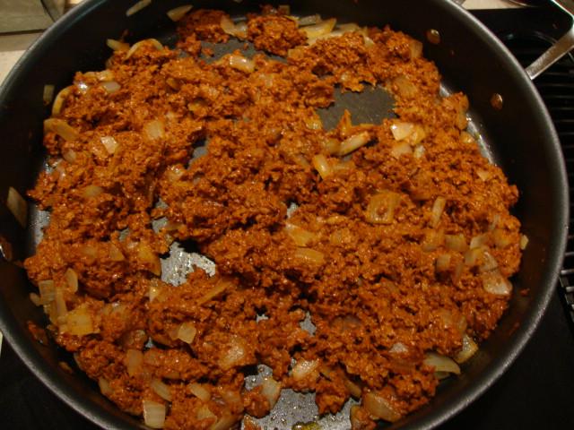 Soyrizo Tacos -- Epicurean Vegan