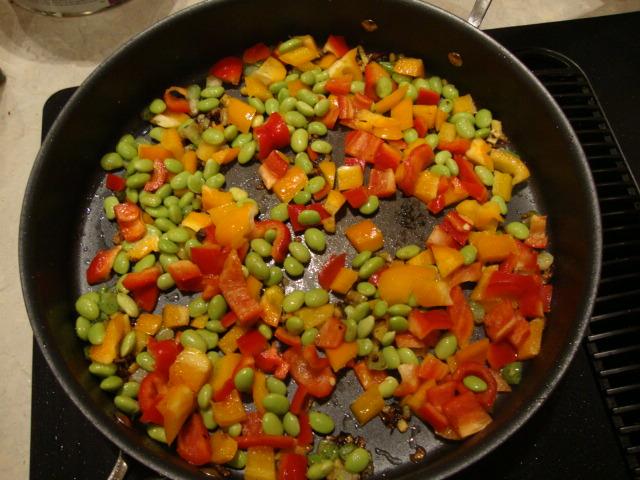 Pineapple-Cashew-Quinoa Stir-Fry -- Epicurean Vegan