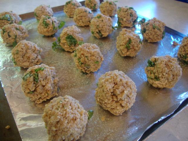 Seitan Meatballs -- Epicurean Vegan