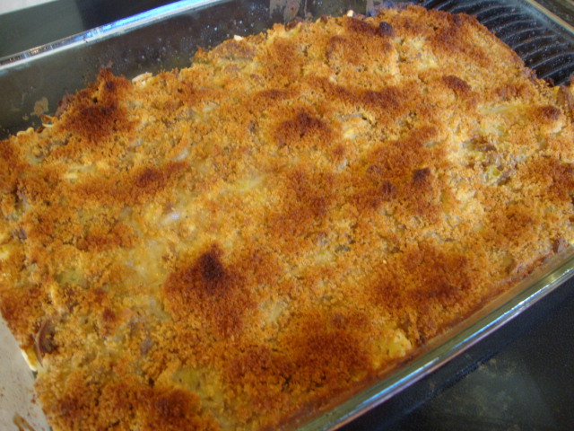 Hash Brown Casserole -- Epicurean Vegan