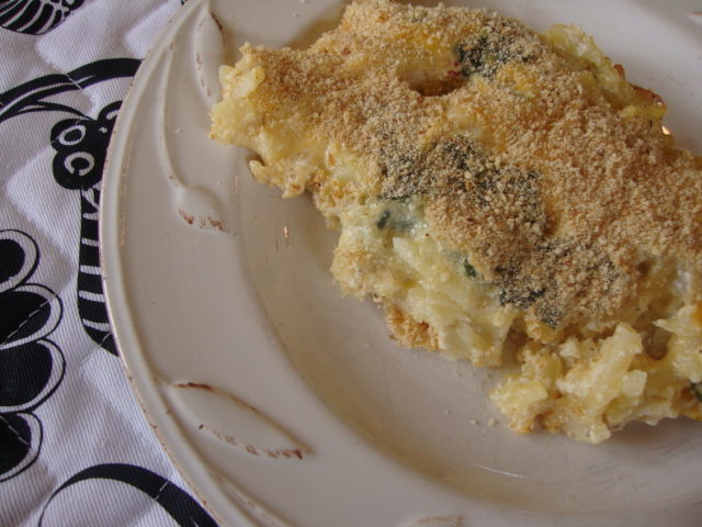 Hash Brown Casserole 2 -- Epicurean Vegan