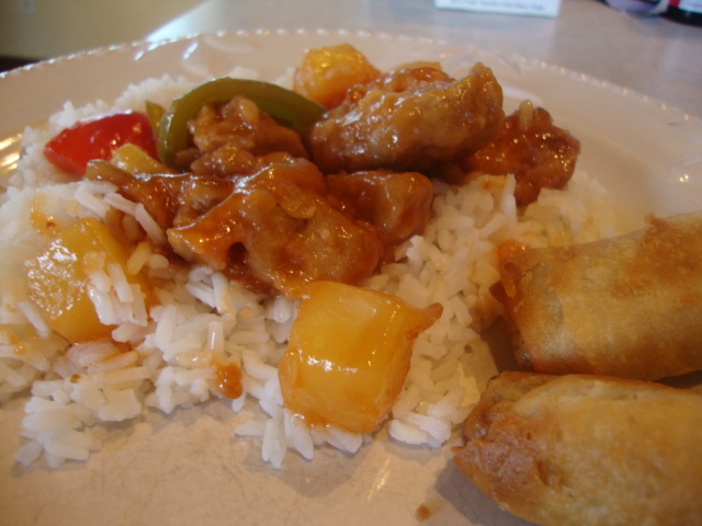 Sweet and Sour Seitan -- Epicurean Vegan