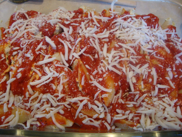 Stuffed Shells -- Epicurean Vegan