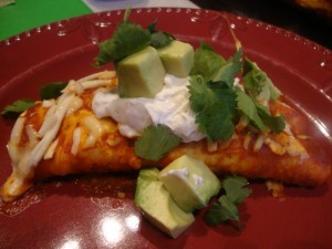 Vegan Enchiladas -- Epicurean Vegan