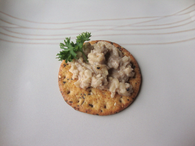 Creamy-Apple Horseradish Dip -- Epicurean Vegan