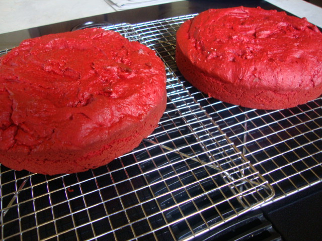 Red Velvet Cake -- Epicurean Vegan