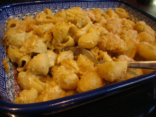 Baked Mac and Cheese -- Epicurean Vegan