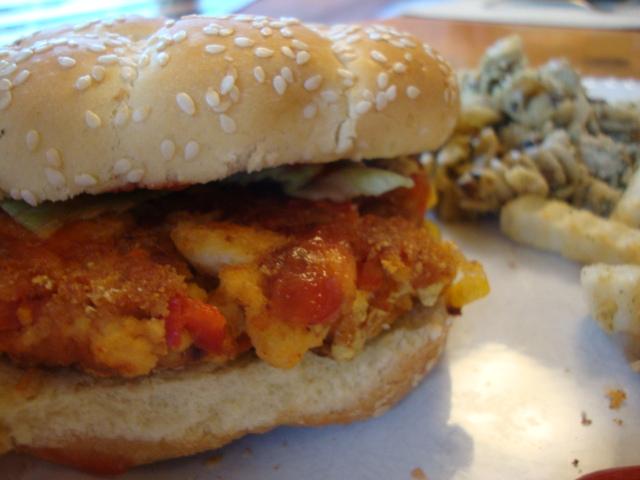 Southwestern Tofu Burgers -- Epicurean Vegan