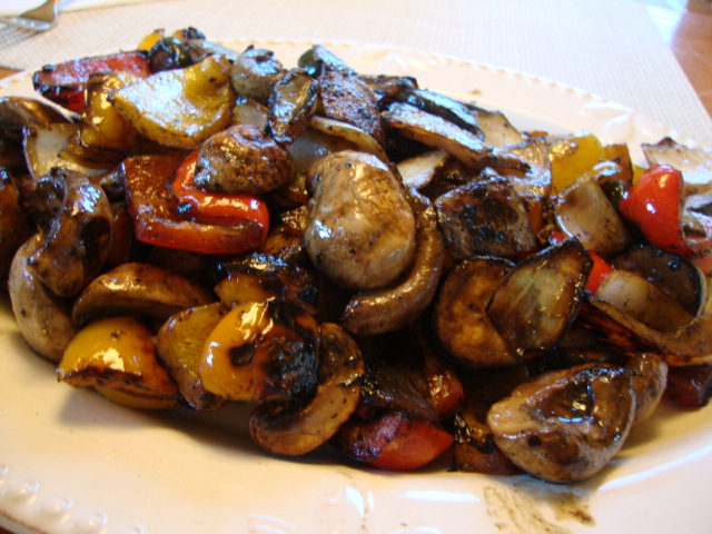Summertime Vegetable Marinade -- Epicurean Vegan