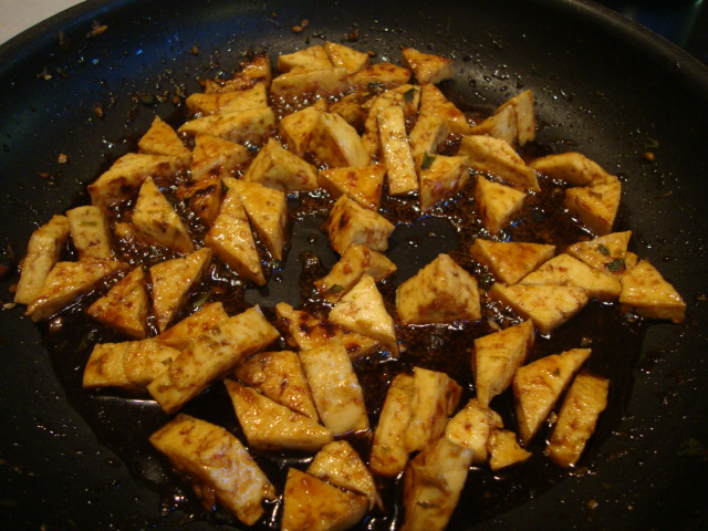 Sweet Chili Lime Tofu -- Epicurean Vegan