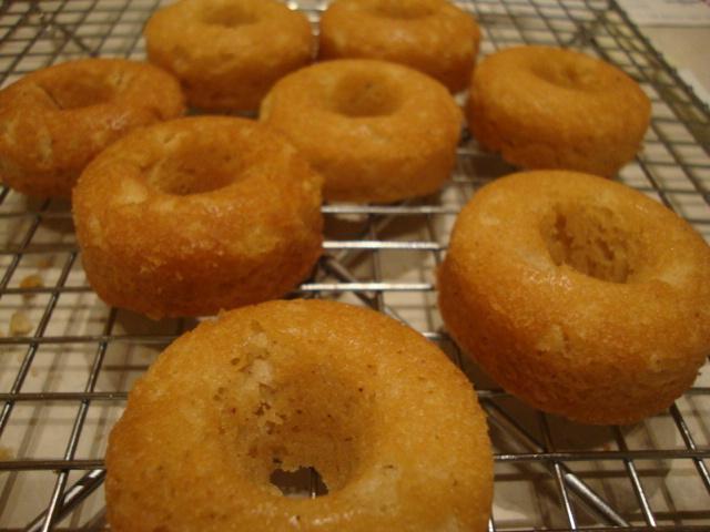 Vegan Doughnuts -- Epicurean Vegan
