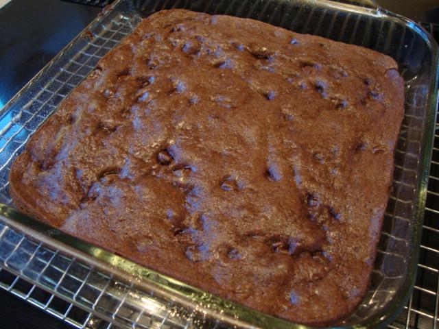 Gooey Chai-Spiced Brownies -- Epicurean Vegan