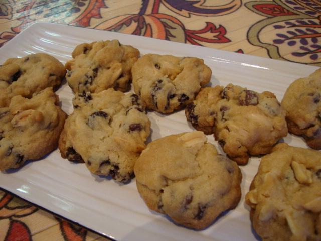 GORP Cookies -- Epicurean Vegan
