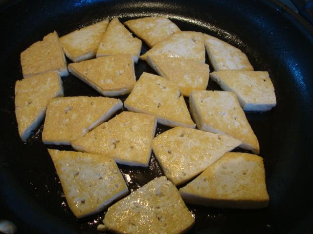 Tofu in Tahini Sauce -- Epicurean Vegan