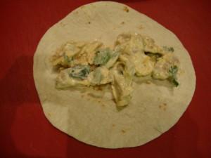 Seitan Enchiladas with Green Chili Sauce -- Epicurean Vegan