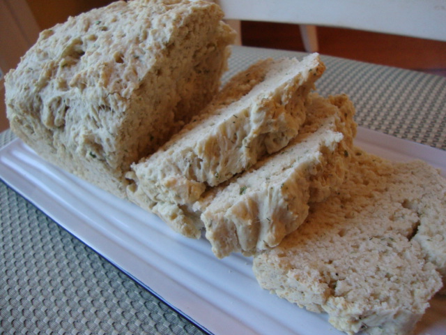 Ranch Bread -- Epicurean Vegan