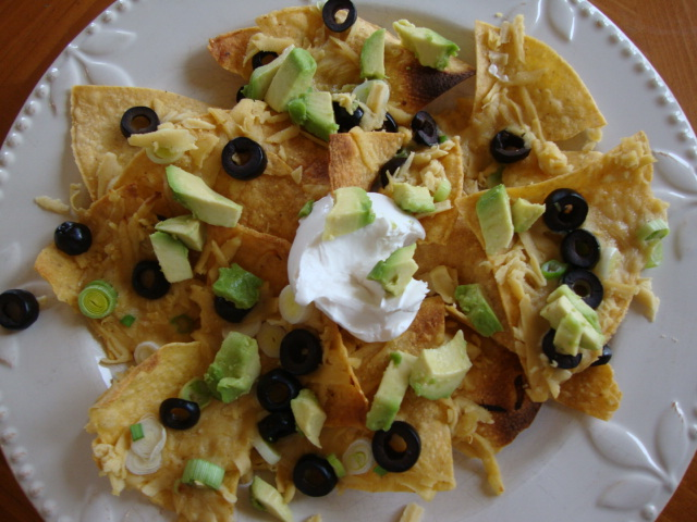 Cashew Cheese Nachos -- Epicurean Vegan