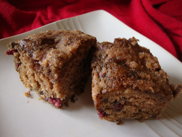 Raspberry Cake -- Epicurean Vegan