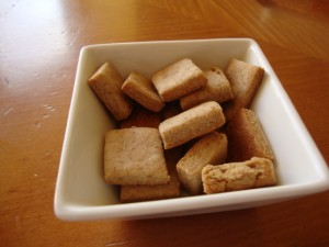 All-Natural, Vegan Dog Treats -- Epicurean Vegan