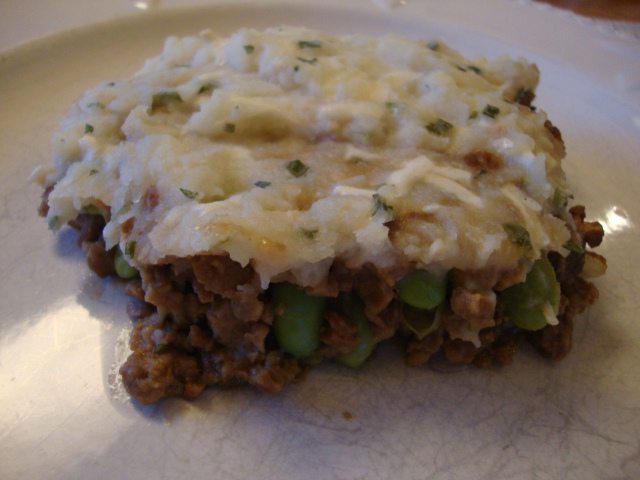 Vegan Shepards Pie -- Epicurean Vegan