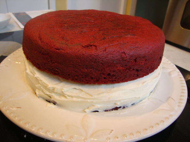 Vegan and Gluten-Free Red Velvet Cake -- Epicurean Vegan