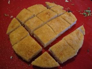 Mock Chicken Divan Pot Pie -- Epicurean Vegan
