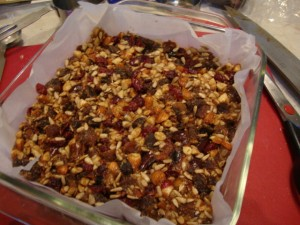 Fruit and Nut Energy Bars -- Epicurean Vegan