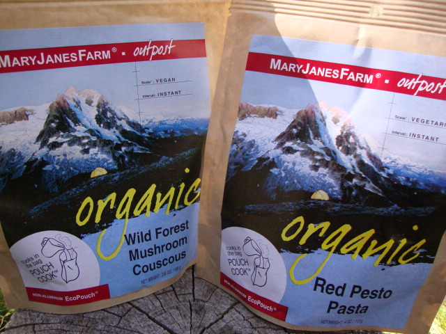 Mary Janes Farm Freze-dried meals