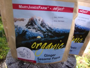 Mary Janes Farm Freeze-dried Meals, Backpacking Made (Vegan) Easy -- Epicurean Vegan