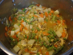 Vegetable Pot Pies -- Epicurean Vegan