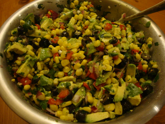 Amazing Avocado Salsa