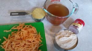 Pasta with Cashew Cream and Cheese -- Epicurean Vegan