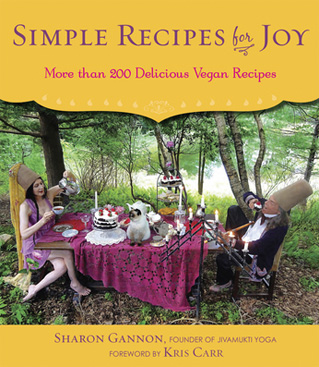 Simple Recipes for Joy Cookbook