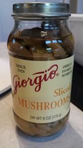 Creamy Mushroom Soup --Epicurean Vegan