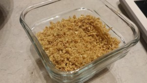 Nut and Seed Parmesan