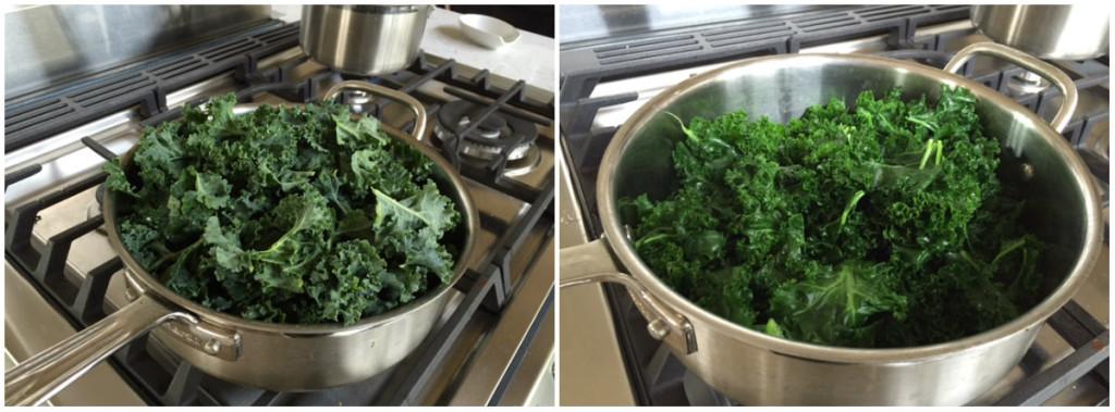 Kale & Wild Rice Casserole -- Epicurean Vegan