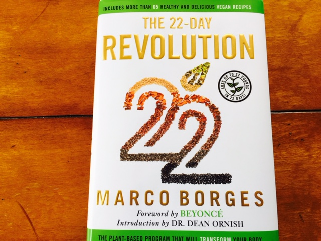 The 22-Day Revolution Review -- Epicurean Vegan