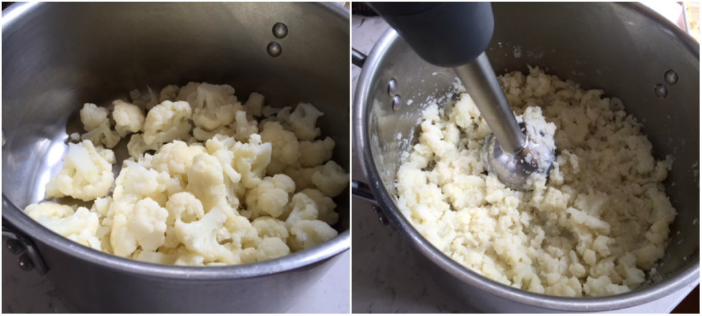 Mashed Cauliflower -- Epicurean Vegan