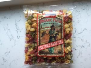 Trader Joe's Veggie Pasta