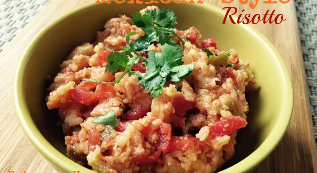 Mexican-Style Risotto