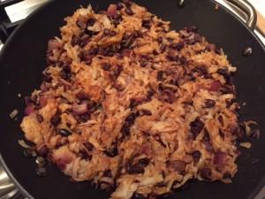 Bean and Hash Brown Tacos -- Epicurean Vegan