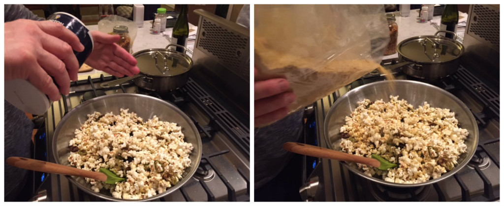 Jalapeno Popcorn - Epicurean Vegan