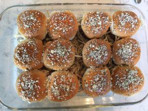 Vegan Meatball Sliders -- Epicurean Vegan
