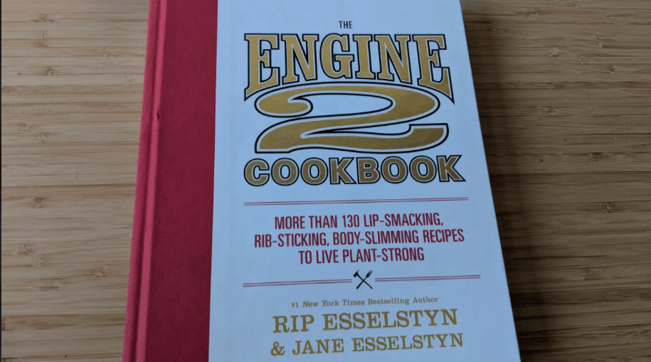 Engine 2 Cookbook -- Epicurean Vegan